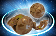 Serpenoid Bakugan Balls