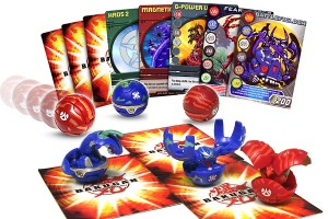 bakugan pack 300x200 Bakugan Starter     How To Get Started With Bakugan!