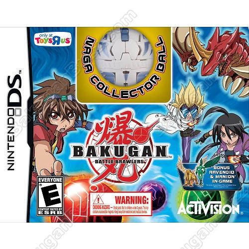 bakuganvideogame Bakugan Games