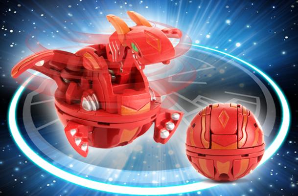 BK SA Cyclone Dragonoid Cyclone Dragonoid