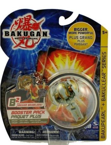 BakuClear BoosterPack Bakugan BakuClear Packs