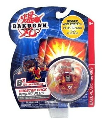 BakuPearl BoosterPack Bakugan BakuPearl Packs
