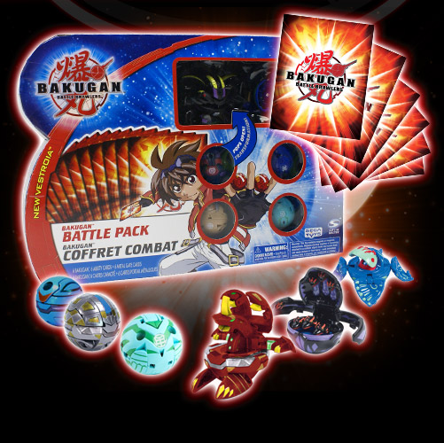 BattlePack Bakugan Battle Pack