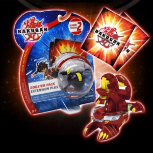 BoosterPack 300x299 Top 10 Selling Bakugan   January 2011