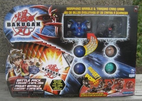 Series1 BattlePack Bakugan Battle Pack