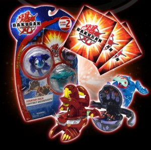 StarterPack 300x299 Top 10 Selling Bakugan – February 2011
