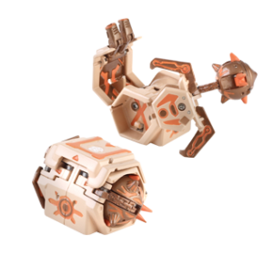 BG Rock Hammer 300x279 Bakugan Battle Gear