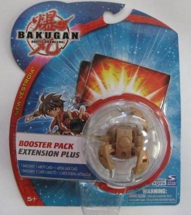 BakuGlow BoosterPack Bakugan BakuGlow Packs