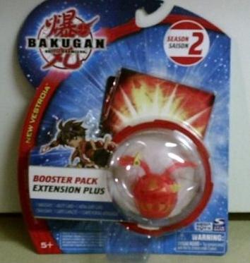 BakuNeon BoosterPack Bakugan BakuNeon Packs