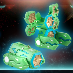 Battle Turbine Battle Turbine Bakugan Battle Gear