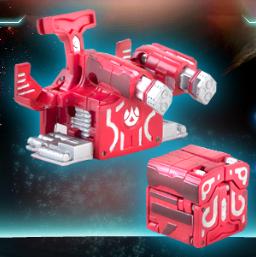 Twin Desrtructor Twin Destructor Bakugan Battle Gear