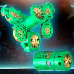 Vilantor Gear Vilantor Gear Bakugan Battle Gear