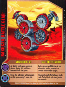 battlegear vilantorgear card 228x300 Gundalian Invaders Bakugan Battle Gear