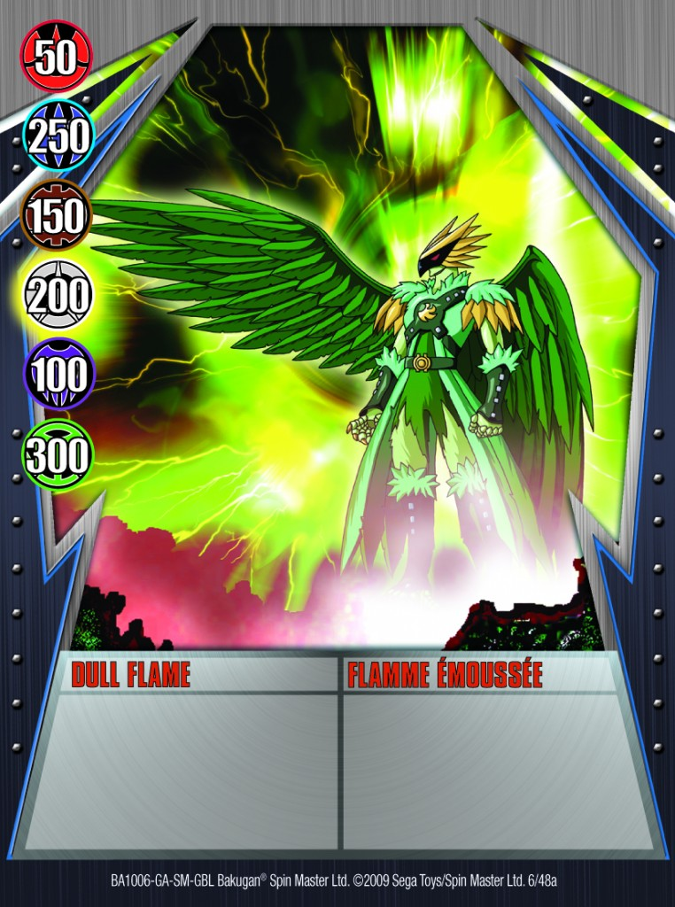 06a Dull Flame 762x1024 Bakugan Gundalian Invaders 1 48a Card Set