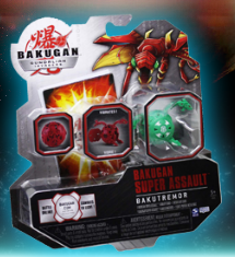 Bakugan Super Assault Bakugan Super Assault