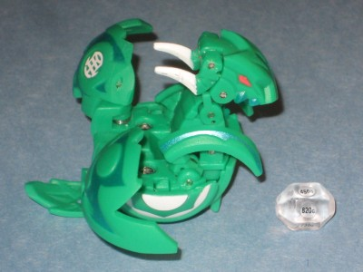 Chance Dragonoid Ventus Chance Dragonoid Bakugan