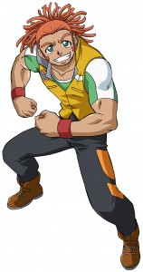 Jake 158x300 Bakugan Battle Brawlers Season 3: Gundalian Invaders