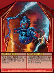 Mystic Chancer Gundalian Invaders Cards Added