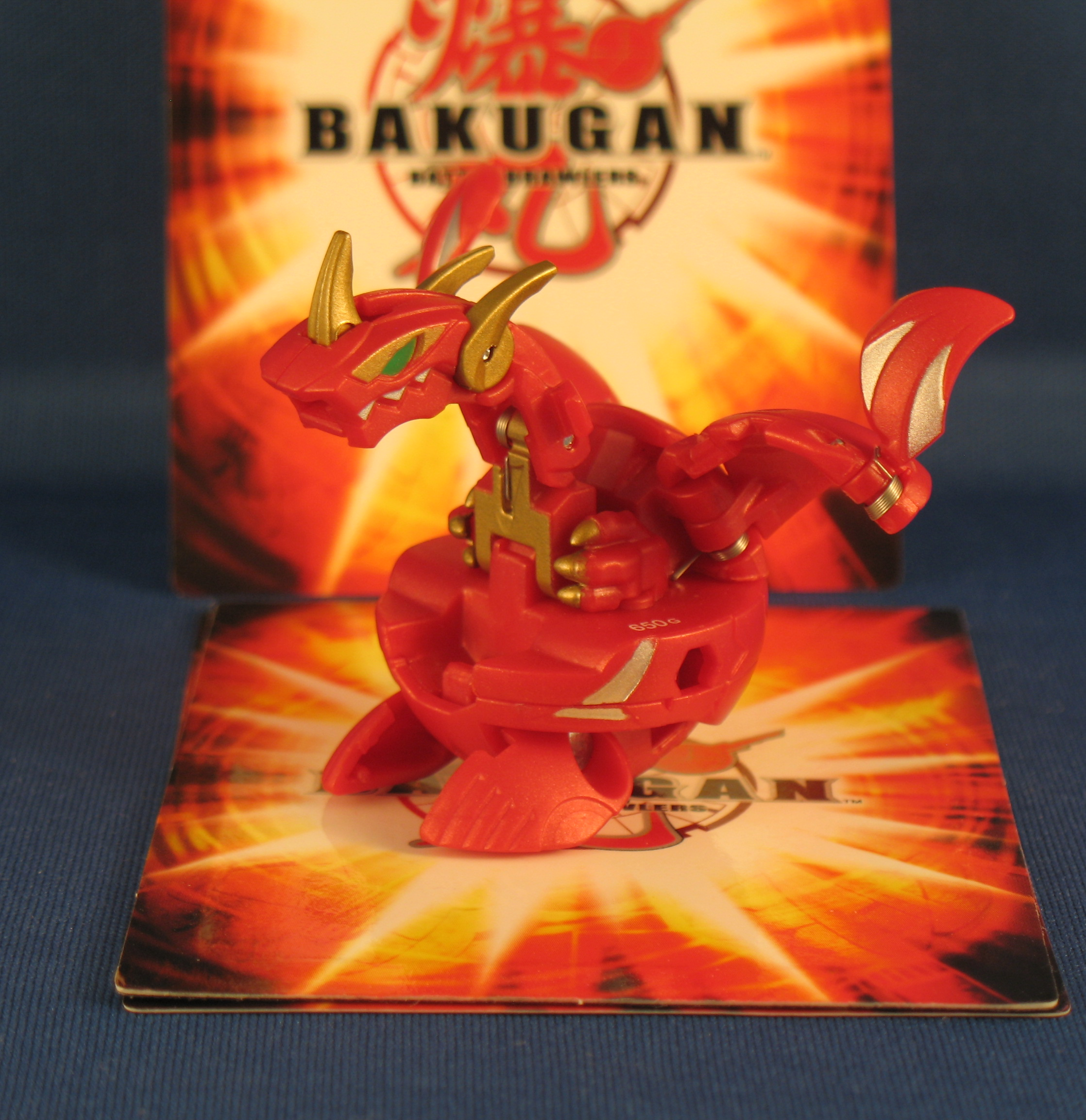 NEO DRAGONOID MAXUS DRAGONOID SPECIAL EDITION Neo Dragonoid Bakugan (Core of 7in1 Maxus Dragonoid)