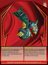 Raptorix Gundalian Invaders Cards Added
