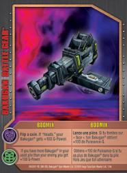 boomix Boomix Bakugan Battle Gear