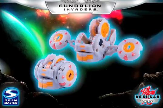 Barias Gear Barias Gear Bakugan Battle Gear