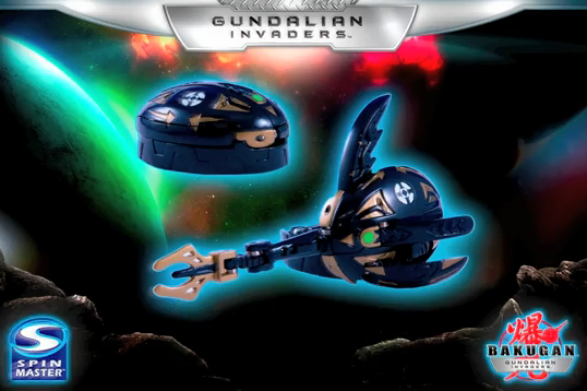 Lansor Lansor Bakugan Battle Gear