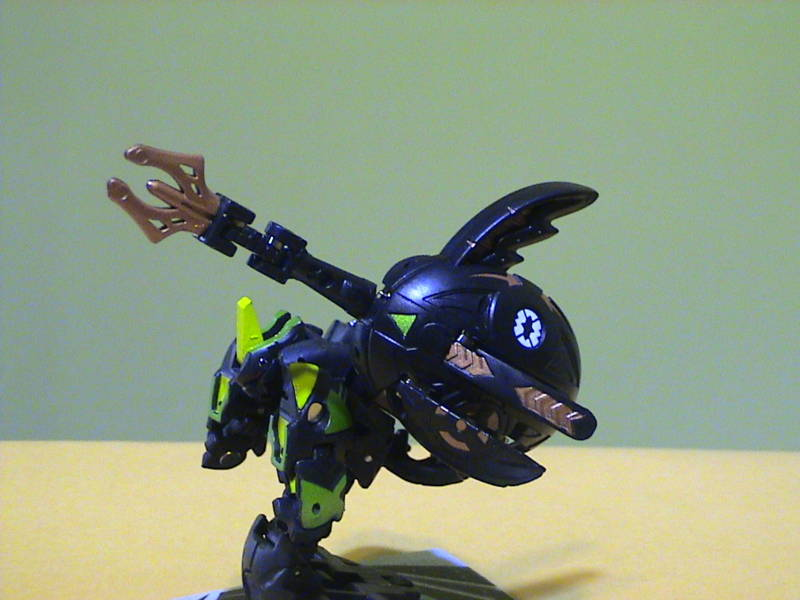 Lansor onBakugan Lansor Bakugan Battle Gear