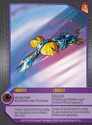 longfly se Longfly Bakugan