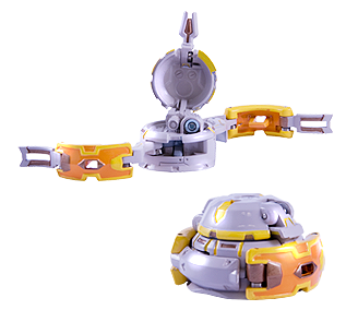 BG Battle Crusher Battle Crusher Bakugan Battle Gear