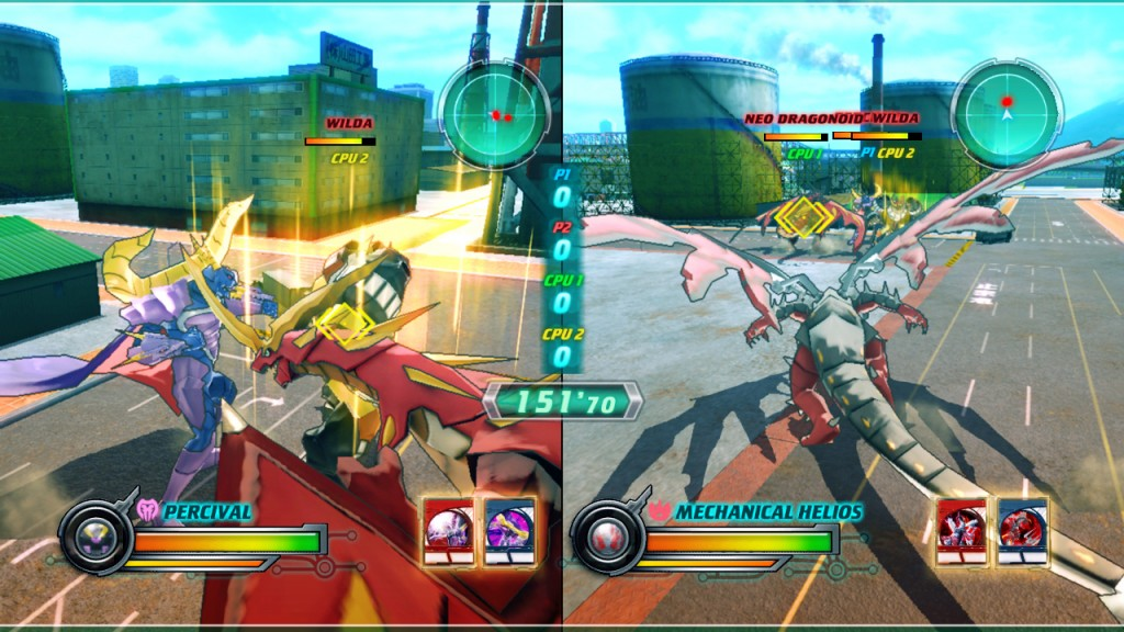 Bakugan Battle Brawlers DOTC 360 screenshot 1 1024x576 FALL RELEASE OF BAKUGAN BATTLE BRAWLERS™: DEFENDERS OF THE CORE