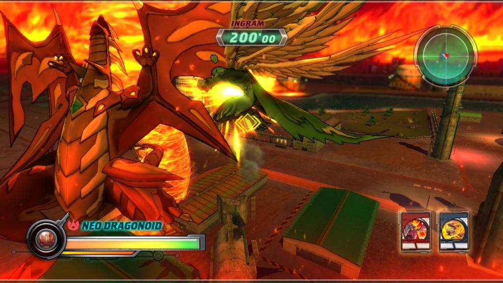 Bakugan Battle Brawlers DOTC 360 screenshot 6 1024x576 FALL RELEASE OF BAKUGAN BATTLE BRAWLERS™: DEFENDERS OF THE CORE