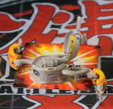 Battle Crusher Copper Battle Crusher Bakugan Battle Gear