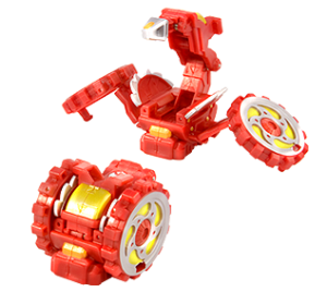 BG Helmgund 300x279 All New Gundalian Invaders Bakugan November & December 2010 Releases