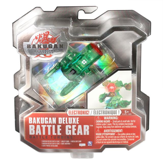 Bakugan Deluxe Battle Gear Bakugan Deluxe Battle Gear