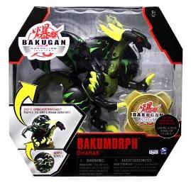 Bakumorph Dharak 1 Bakugan Gundalian Invaders BakuMorph