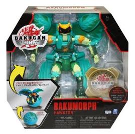 Bakumorph Hawktor 1 Bakugan Gundalian Invaders BakuMorph