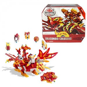 Dragonoid Colossus 300x300 Top 10 Selling Bakugan – February 2011