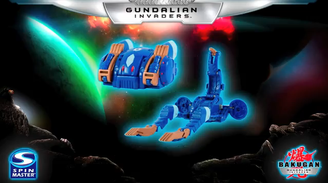 Gigarth Gigarth Bakugan Battle Gear