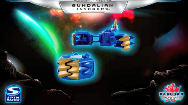Razoid Razoid Bakugan Battle Gear