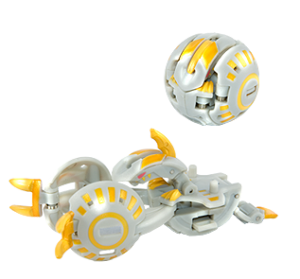 SA Sprayzer 300x279 All New Gundalian Invaders Bakugan November & December 2010 Releases