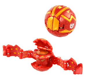 SA Venoclaw 300x279 All New Gundalian Invaders Bakugan November & December 2010 Releases