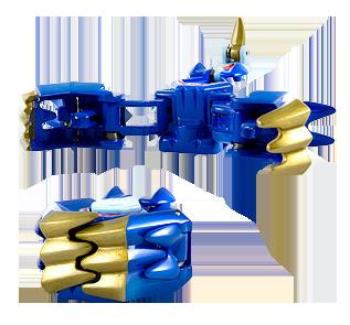 BG Razoid Razoid Bakugan Battle Gear