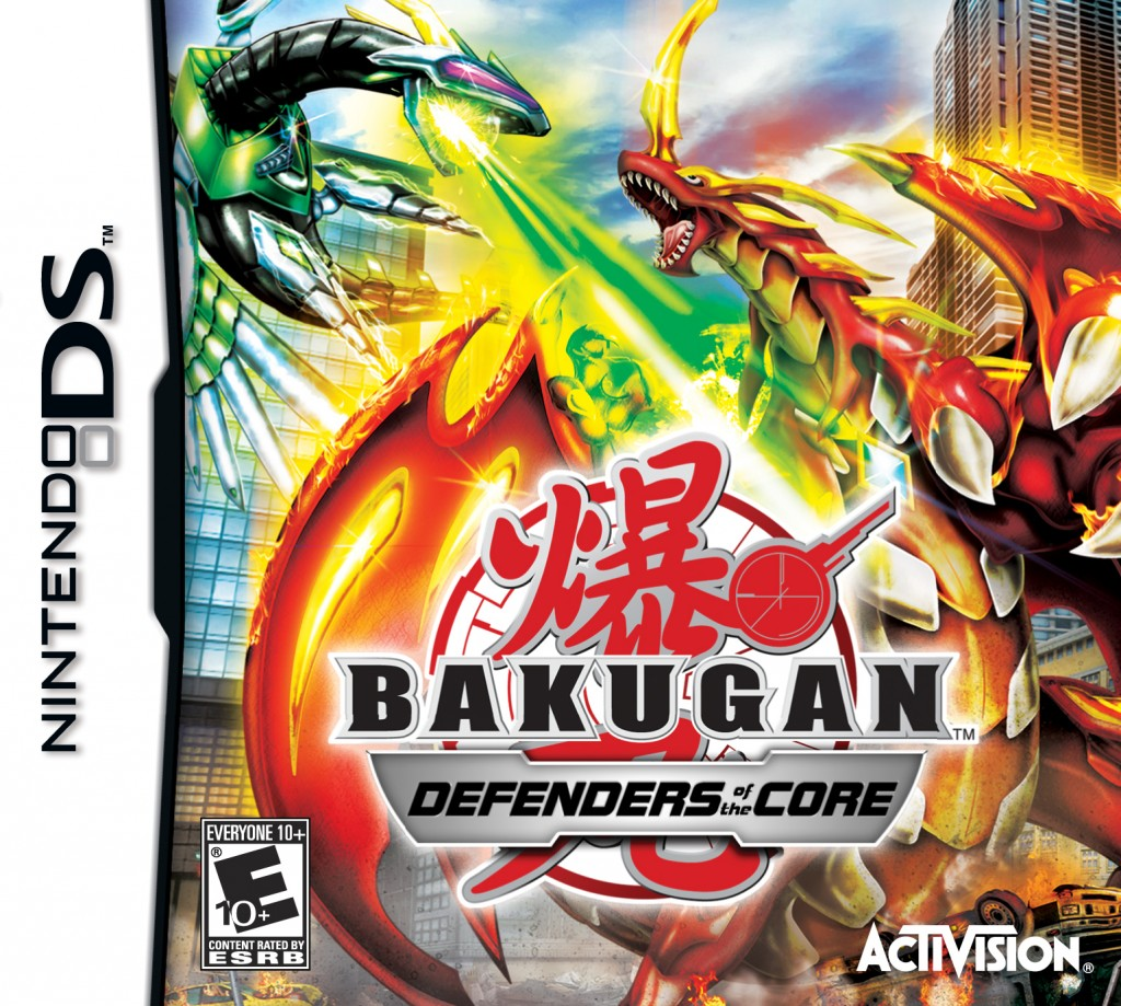 bakugan game