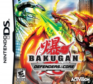 Bakugan DOTC DS 300x269 ACTIVISION PUBLISHING'S BAKUGAN™: DEFENDERS OF THE CORE  NOW AVAILABLE