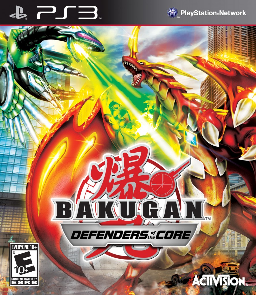 Bakugan DOTC PS3 888x1023 New Assets and Updated Website for Activisions Bakugan: Defenders of the Core