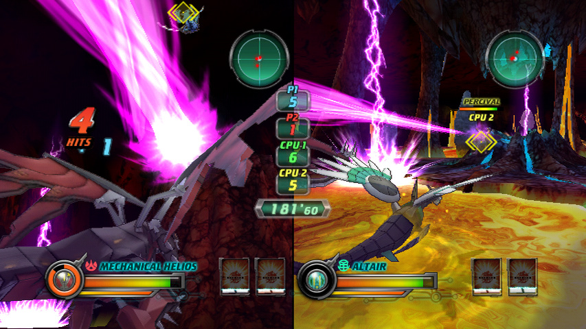 Wii Screen 03 New Wii Screenshots For Bakugan: Defenders of the Core