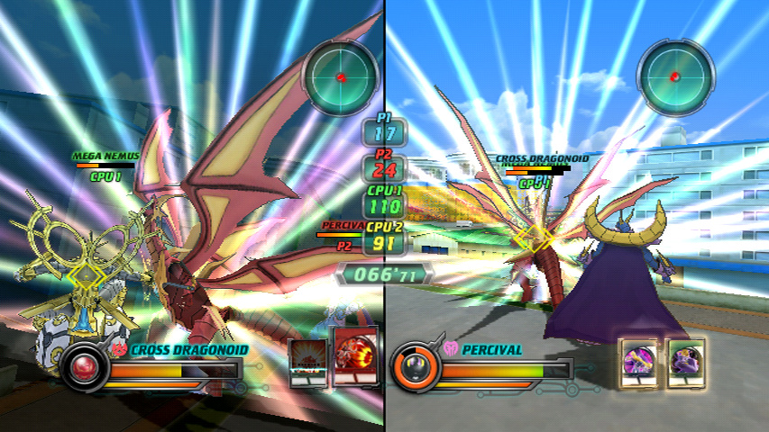 Wii Screen 05 New Wii Screenshots For Bakugan: Defenders of the Core