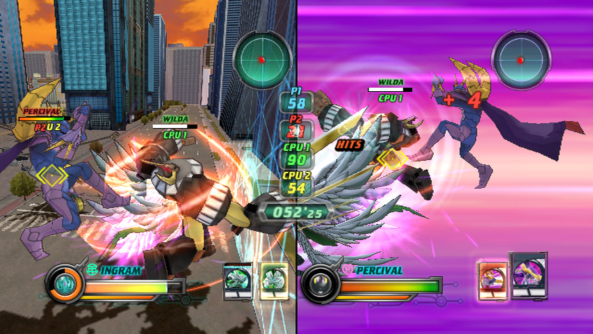 Wii Screen 07 New Wii Screenshots For Bakugan: Defenders of the Core