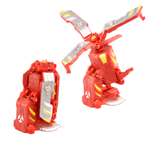 BG Terrix Gear 300x279 All New Gundalian Invaders Bakugan November & December 2010 Releases